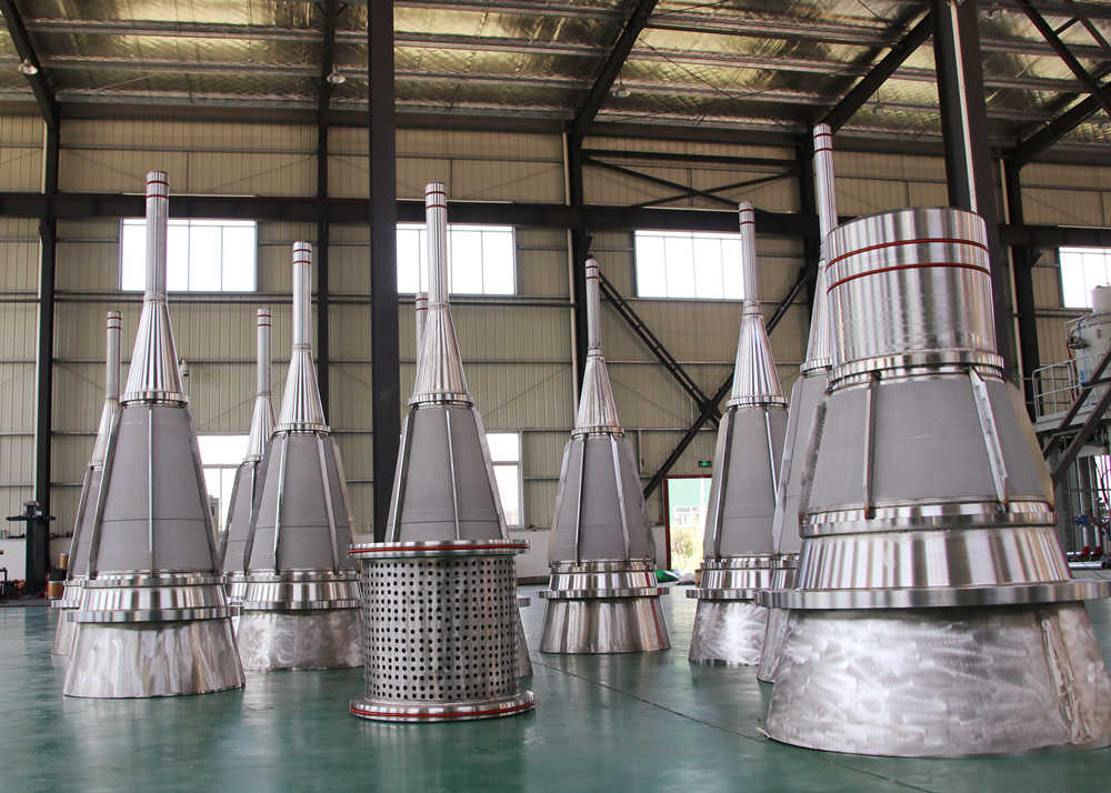 Porous Metal Fluidizers