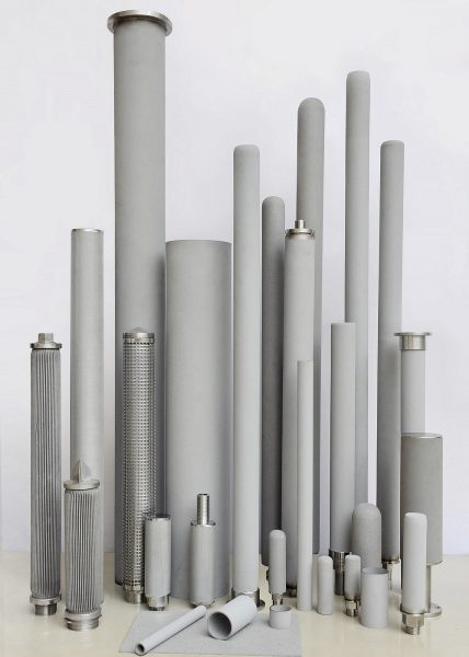 Sintered Metal Filter Elements, Filtration System Solutions
